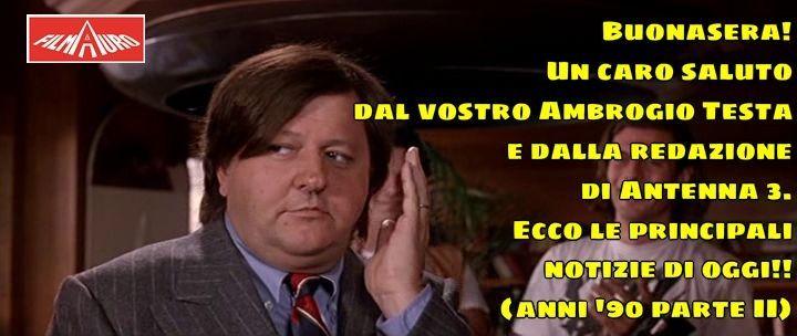 ANNI 90 PARTE SECONDA www.facebook.com/FILMAURO.Srl