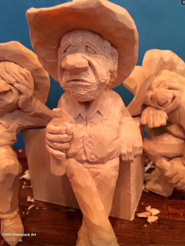 Images about carvings by chris hammack on pinterest