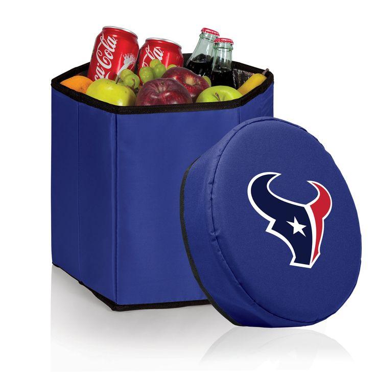 NFL Bongo Cooler - Navy (Houston Texans) Digital Credit