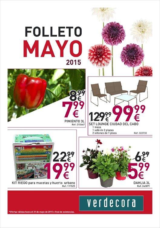 Catálogo de ofertas de Verdecora