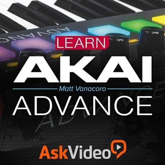 Learn AKAi Advance TUTORiAL SYNTHiC4TE | Nov 07 2016 | 276 MB Akai Advance is a MIDI controller and software combination that integrates seamlessly with a