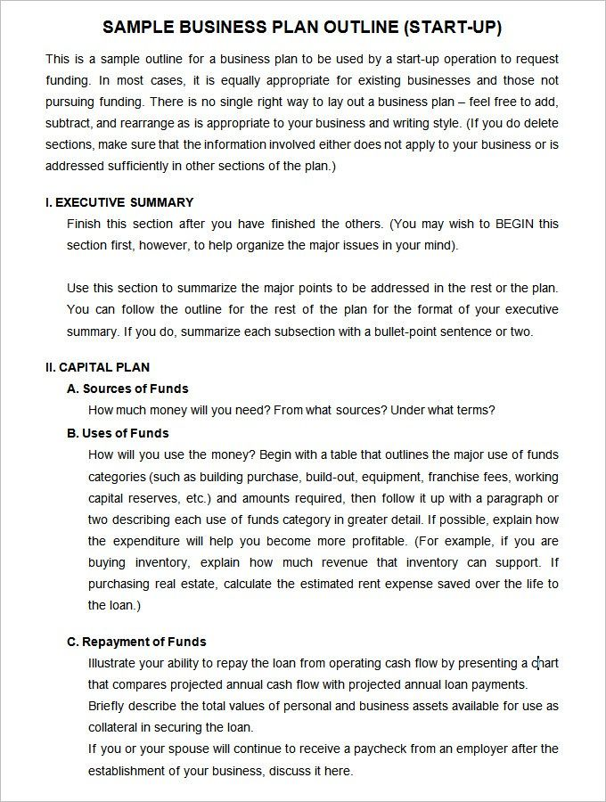 Business Plan Template Startup Seven Great Lessons You Can Learn From Business Plan Temp Financial Plan Template Startup Business Plan Marketing Plan Template