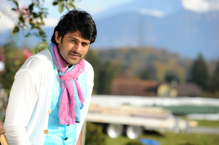 Actor Prabhas Raju Uppalapati Photo Gallery
