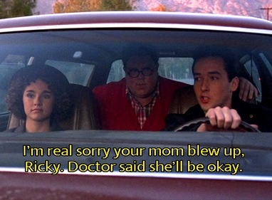 Better off dead. Sorry your mom blew up Ricky. Lol