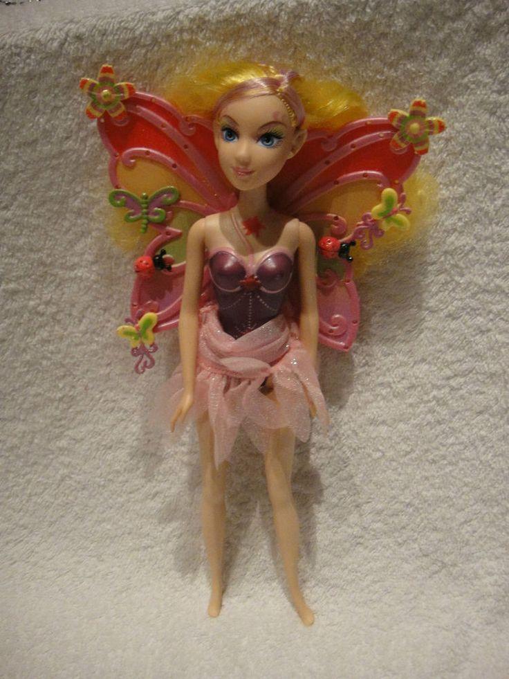 barbie exclusive fairytopia fee elfe elf magic of the rainbow magie regenbogen
