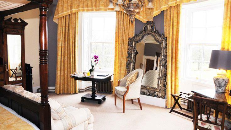 Our 'Raemoir' Bedroom.