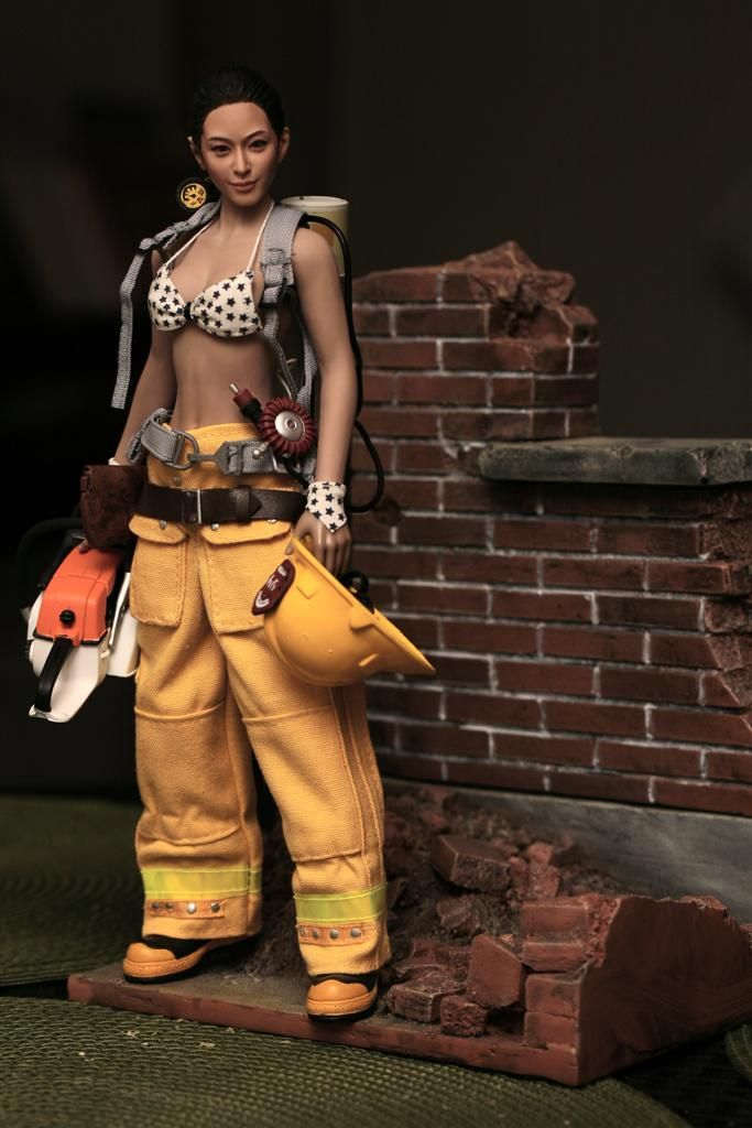 The hero project - nyc female firefighters<br> , Srisakul, who has been a firefighter for nine years, said only 78 percent of the firehouses in new york are outfitted with facilities for women. Description from hotgirlhdwallpaper.com. I searched for this on bing.com/images