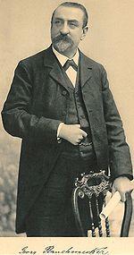 Georg Wilhelm Rauchenecker (* 22 de mayo de 1844 en Múnich; † 17 de julio de 1906 en Elberfeld, hoy en día Wuppertal) fue un compositor alemán, director musical y violinista