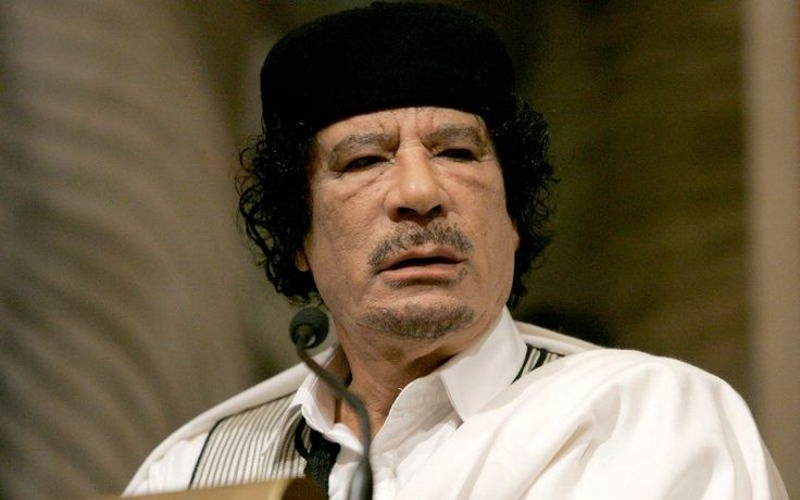 Let's never forget why Muammar Gaddafi was killed | Pambazuka News