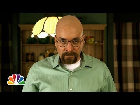"Jimmy Fallon Parodying ""Breaking Bad""... So hilarious and appropriate after end of Breaking Bad season!"