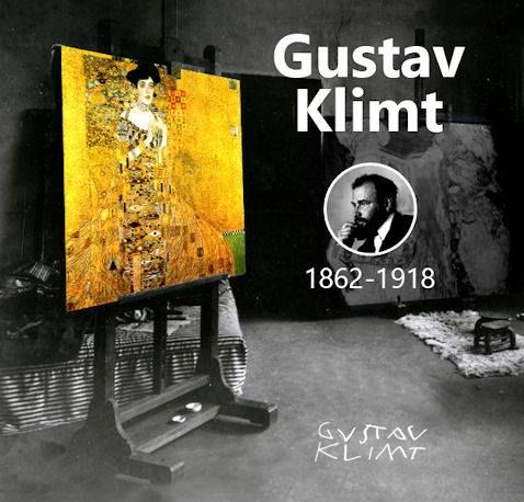 Gustav Klimt (* July 14, 1862, Baumgarten - † February 6, 1918, Vienna) was an Austrian painter and graphic designer, symbolist, one of the most important representatives of Art Nouveau, a leading figure of Viennese Modernism.   His most famous work is the painting titled Kiss created in between 1907 - 1908th This motif is found in many models of our hand-painted leather products: http://www.kozeny.sk/39-rucne-malovane