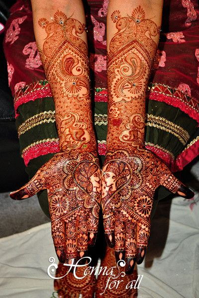 Mehndi Maharani 2013 Finalist: Henna For All http://maharaniweddings.com/gallery/photo/13926