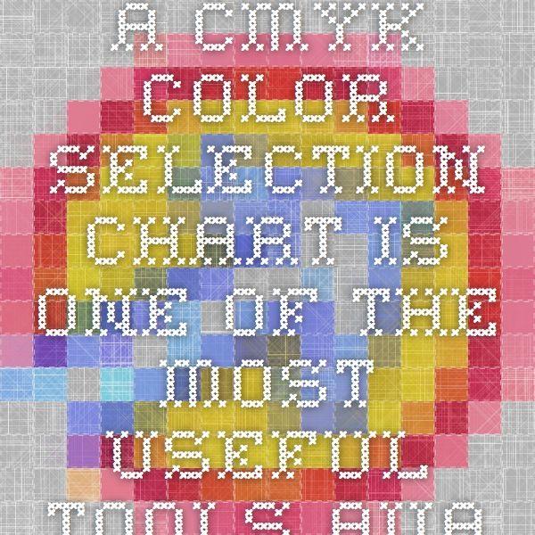25+ Bästa Idéerna Om Cmyk Color Chart På Pinterest