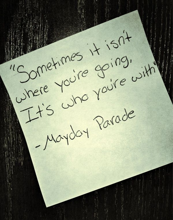 Mayday Parade rocks