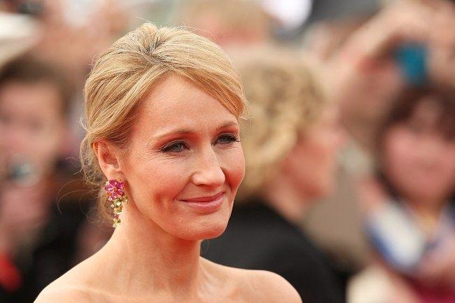 JK Rowling, l'auteure d'Harry Potter, va écrire un nouveau film
