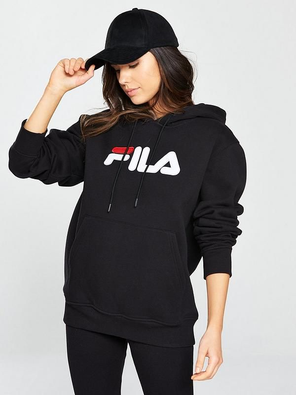 Fila Max Hoodie - Black in 2019  812a777992871