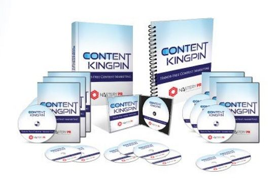 Content Kingpin – What Is It? Content Kingpin is a one of a kind course that shows you exactly how to get the content you need for the lowest possible price. Say goodbye to crap content that no one would ever read and say hello to high quality content you would be happy to have on your front page