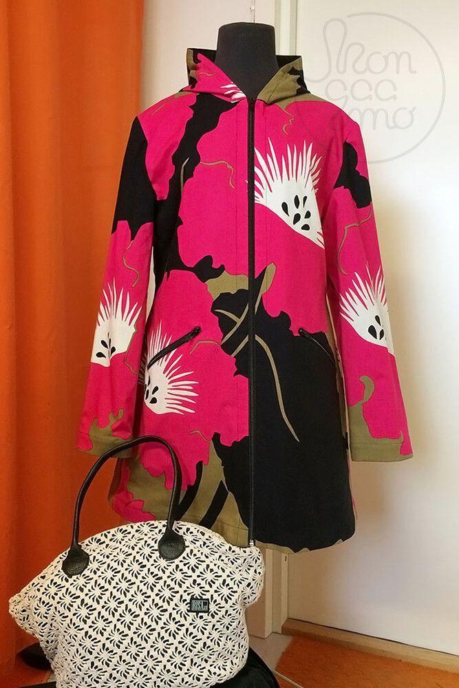 Kongaamon värikkäät, kotimaiset naisten takit | Kongaamo