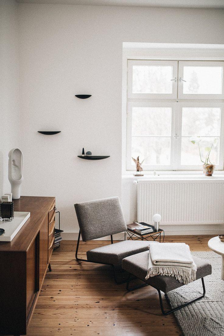 Zu Besuch Bei Christoph Kummecke Wohnung Wohnzimmer Wohnen Zuhause