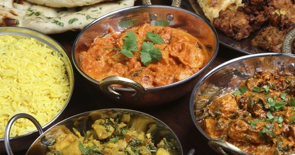 A listing of 50 famous Indian dishes that North Americans are likely to have tried (primarily Mughlai dishes with a few dishes from the