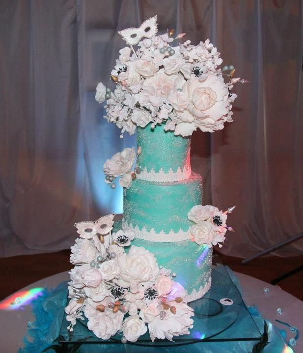 Cake Decorating Ideas For Sweet 16 : 22 best images about sweet sixteen party ideas on ...