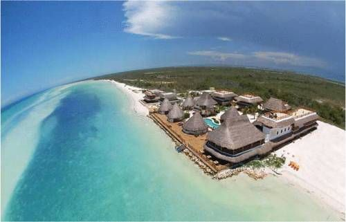 Holbox Island - One of our favorite hotels. Villas Flamingo.