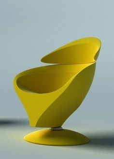 Yuca Easy Chair by Studio Vertijet