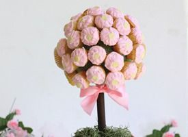 Cupcake Topiary: Display Cupcakes, Pretty Cupcakes, Cupcakes Galor, Cakes Cupcakes Cookies, Birthday Cupcakes, Shower Cakes, Cupcakes Recipes, Cupcakes Topiaries, Minis Cupcakes