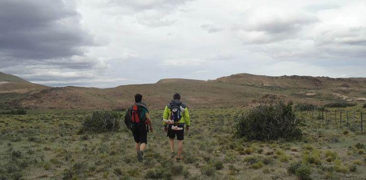 Cueva de las Manos y Cañadón Río Pinturas, una carrera para atesorar: 1° Encuentro de Trail Running, en un escenario único e imponente en el mundo.