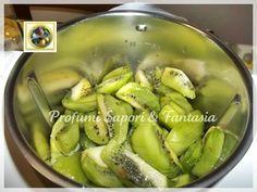 Marmellata di kiwi Bimby Blog Profumi Sapori & Fantasia