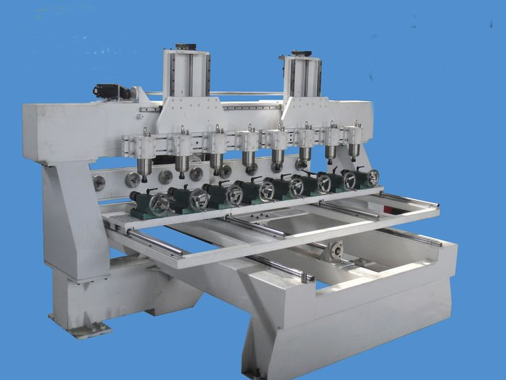 4-axis CNC milling machine / vertical / gantry / multi-spindle ...