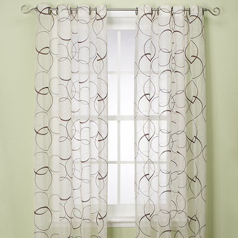 Orbitz Sheer Window Panel Jules Window Pinterest Window Panels And Window
