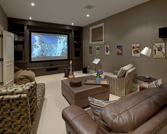 Media Room Design, Pictures, Remodel, Decor and Ideas - page 3