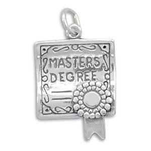 Amazon.com: Masters Degree Charm: Jewelry