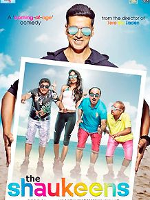 The Shaukeens Movie Review | #TheShaukeensMovieReview  http://www.morningcable.com/entertainment/movie-reviews/38324-the-shaukeens-movie-review.html  Final Word: The Shaukeens is fun to watch but mostly they portrayed women only as a sex symbol which turned irritating and it is worth watching for Akshay Kumar.