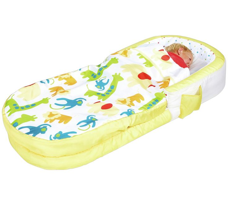 Buy Jungle My First ReadyBed Kids Airbed and Sleeping Bag at Argos.co.uk, visit Argos.co.uk to shop online for Guest beds, Beds, Bedroom furniture, Home and garden