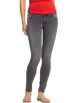 Women's The Rockstar Super Skinny Jeans   Old Navy - Dark Gray