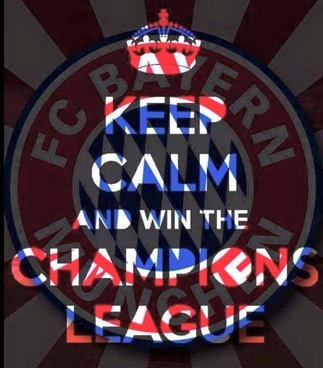 I believe in Bayern!! Hejteri sada na čitav glas govore ružno o Bayernu i o njihovom porazu,a kada Bayern sve osvaja i pobjeđuje to se kroz tihi šapat govori. -.- Hejteri imate pusu :*  Bayern <3