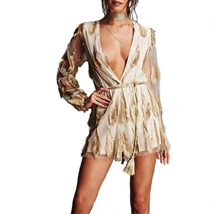 #romper #enterito #vestido #boho #fiesta #bohochic #matrimonio #escote #largo #confeccion a medida