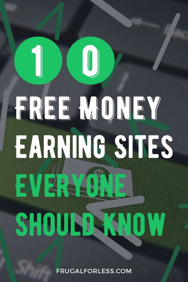 10 Free Money Earning Sites That You Should Know | Work From Home