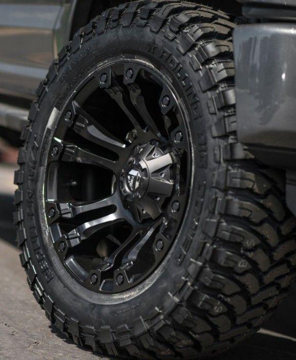 Fuel Vapor D560 Truck Rims Jeep Wrangler Rims Truck Rims And Tires