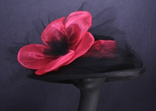 Ladies' Kentucky Derby Hats, Fancy Hats for the Derby - Kentucky Derby Hats for Sale - Derby Hat Collection, Salon 3 at Maggie Mae Designs, Custom Millinery for Women - Derby Haute Couture
