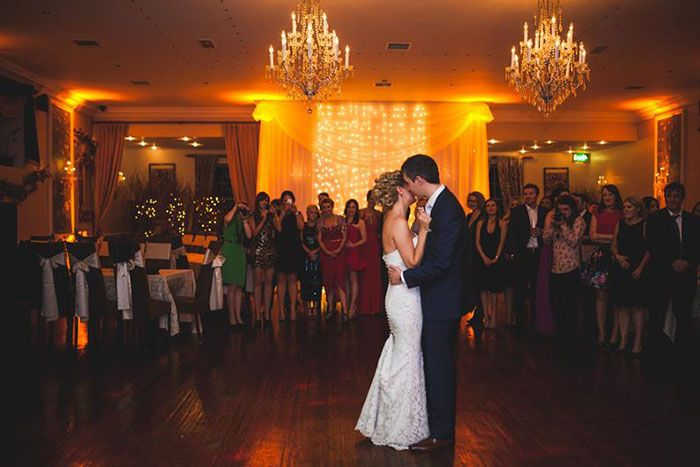 Castle Durrow Real Wedding by Syona Photography