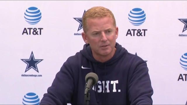 Jason Garrett: Jaylon Smith has 'exceeded expectations'