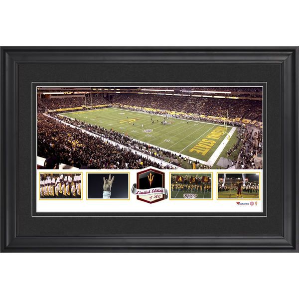 Arizona State Sun Devils Fanatics Authentic Framed Sun Devil Stadium Panoramic Collage-Limited Edition of 500 - $79.99