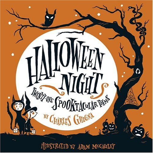 This collection of 21 silly, funny, just slightly scary poems about witches, monsters, pumpkins, gargoyles, and trick-or-treating will elicit delighted giggles from children aged 4 to 8 who are just beginning to discover the traditions and lore of Halloween.