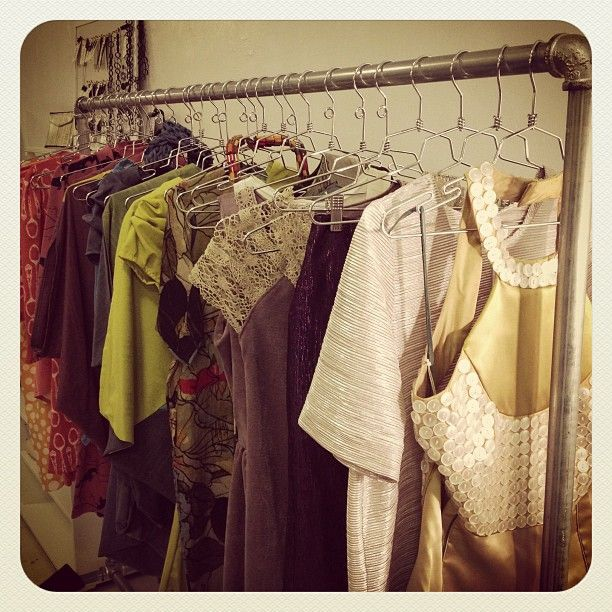 Paloni NYC pop-up shop is open! At Ivana Helsinki Soho store. @Outi Les Pyy OutsaPop Trashion