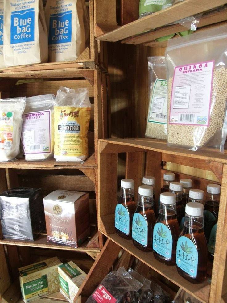 GAIA & Organic Island Miel de Agave #Orgánica #Organic Agave Syrup