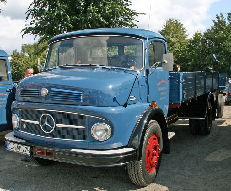 22 best images about classic mercedes trucks on pinterest for Old mercedes benz trucks