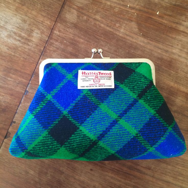 A personal favourite from my Etsy shop https://www.etsy.com/uk/listing/258517141/allendale-tartan-clutch-bag